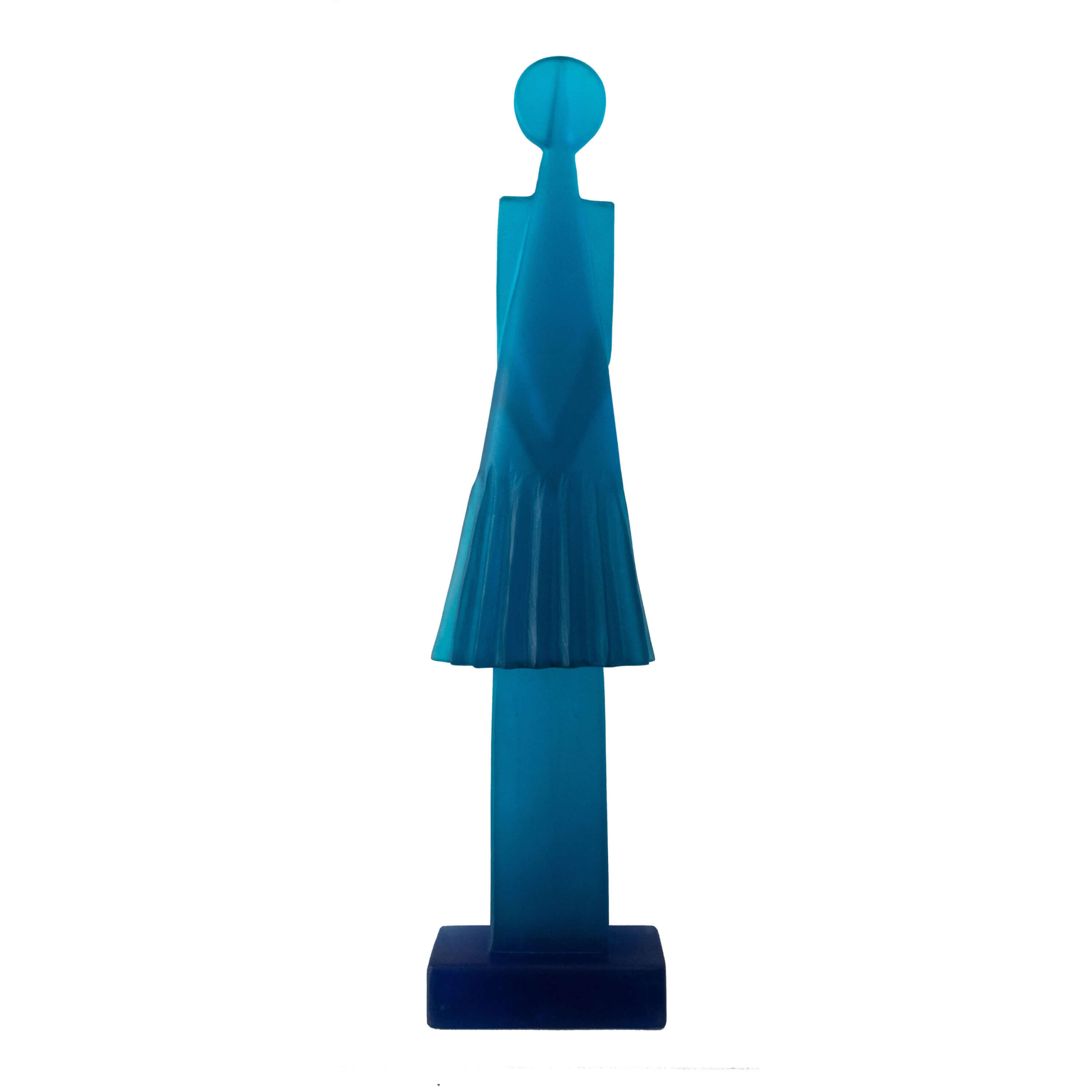 Image of Paper Doll (Copper Blue)