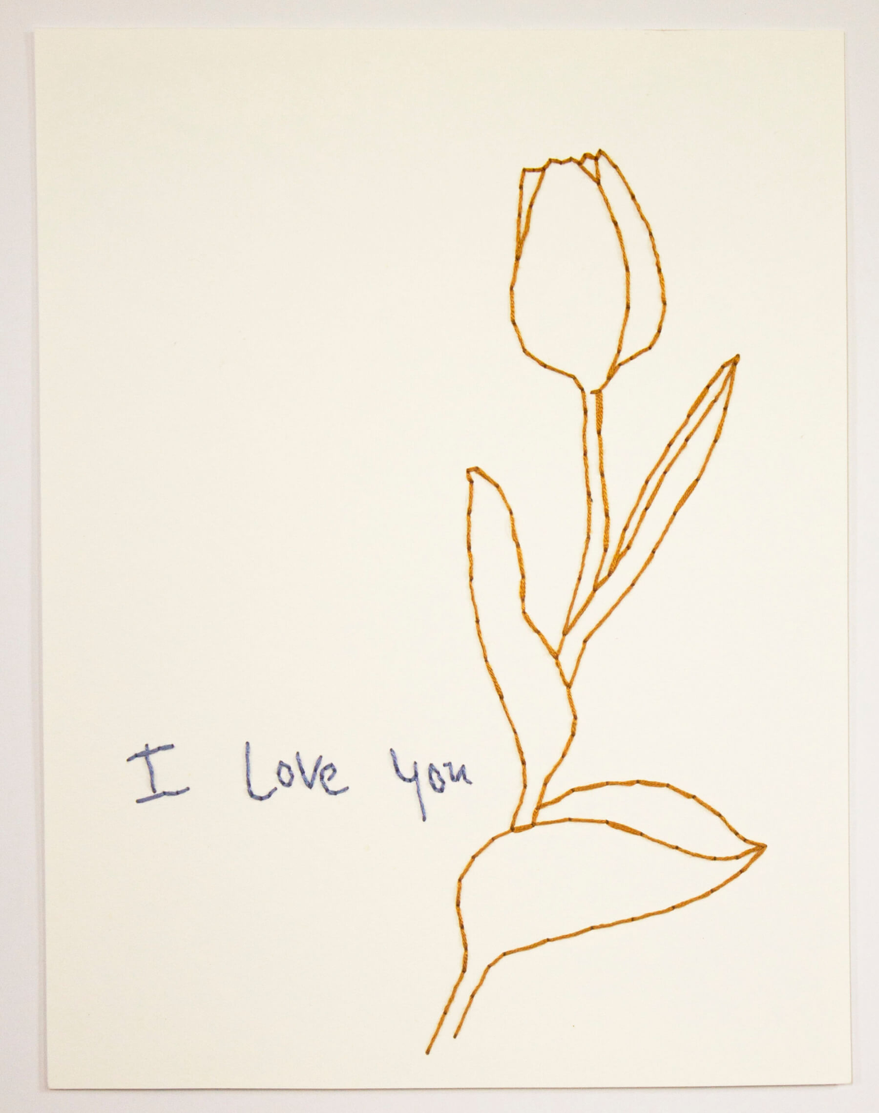 Image of Untitled 341 (I Love You)