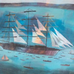 Image link to Emma Jeffryes's artworks