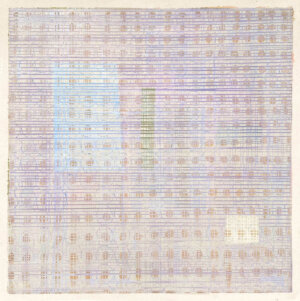 Photo of Tapestry II 2021 artwork