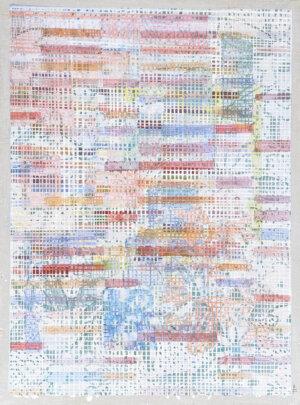 Photo of Tapestry IV 2021 artwork