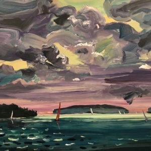 Image link to Bayard Hollins's artworks