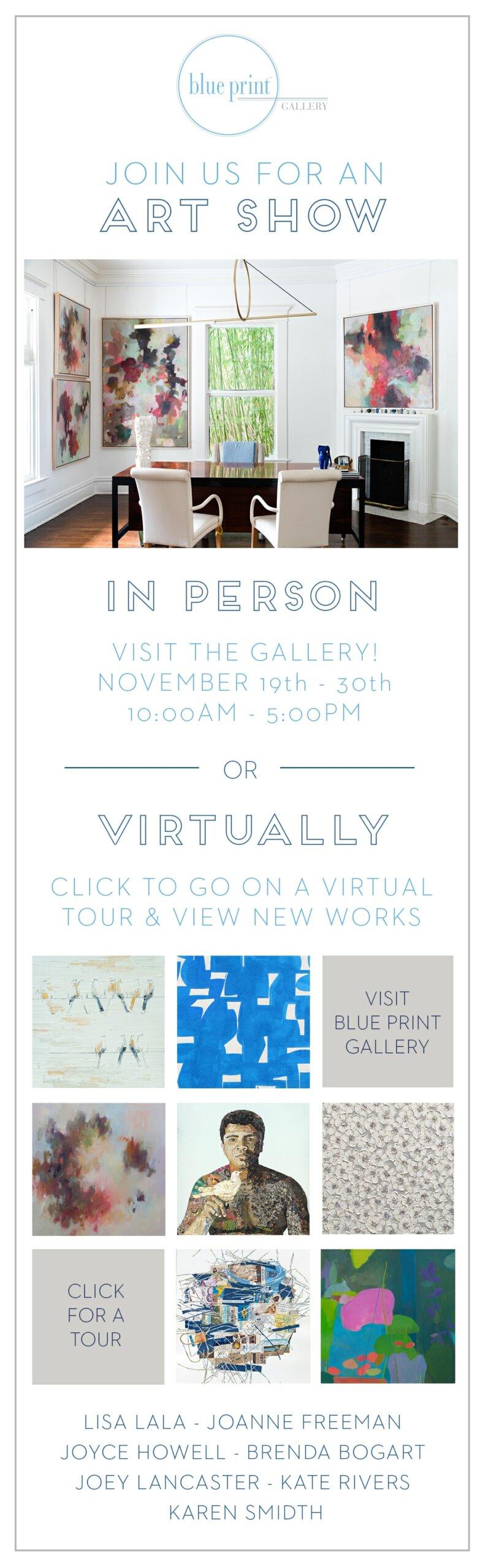 November 2020 Art Show Image