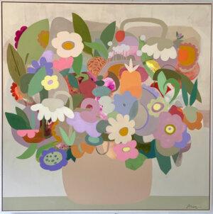 Photo of Summer Bouquet, 2021 artwork